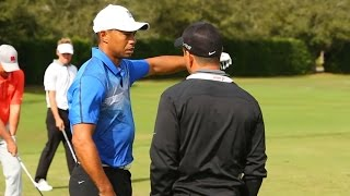 Download First look at Tiger Woods' new swing with consultant Chris Como Video