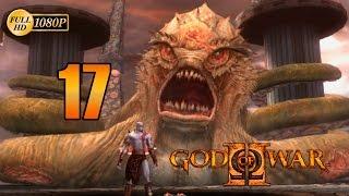 Download God of War 2 HD Kratos vs Kraken Walkthrough Parte 17 Español Gameplay PS3 1080p Video