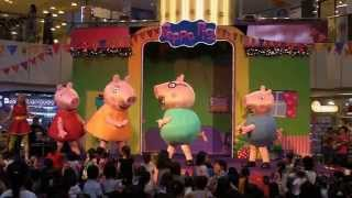 Download Peppa's Christmas Surprise! - Peppa Pig Live Show at United Square Mall, Singapore Video