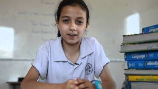 Download Gaza's school children: 'The good things about Gaza are the weather and the sea' Video