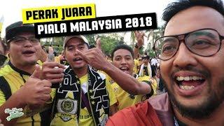 Download PERAK JUARA PIALA MALAYSIA 2018! Video