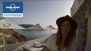 Download A taste of Santorini, Greece - Lonely Planet vlog Video
