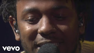 Download Kendrick Lamar - These Walls (Live on Ellen) ft. Bilal, Anna Wise, Thundercat Video