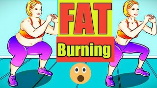 Download 5 MINUTE FAT BURNING WORKOUT    FULL BODY WORKOUT TO LOSE WEIGHT FAST Video