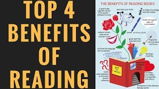 Download 4 Benefits of Reading Books | Benefits of Daily Reading Video