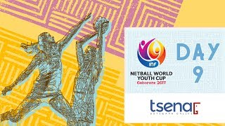 Download LIVE! Netball World Youth Cup 2017   FINALS DAY Video