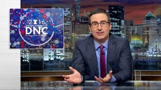 Download Democratic National Convention: Last Week Tonight with John Oliver (HBO) Video