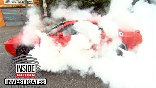 Download Hot Rods Causing Havoc on City Streets: 'It Can Be Dangerous' Video