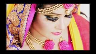 Download Gaye Holud Eye Make Up I Make Over BY Shefa Ahmed Shaju Video