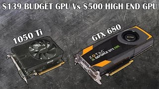 Download Can The $139 GTX 1050 Ti Outperform a $500 Graphics Card From 2012? Video