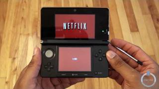 Download Netflix On The Nintendo 3DS Video
