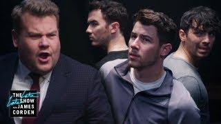 Download James Corden Kidnaps The Jonas Brothers Video