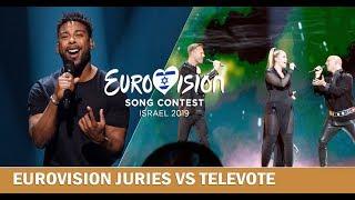 Download EUROVISION 2019: BATTLE JURIES VS TELEVOTE MY WINNERS Video