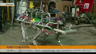 Download В Италии сконструировали робота-спасателя Video