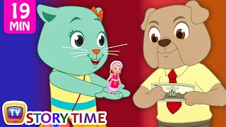 Download Smart Kittens Vs Sly Dog Prank | Cutians Cartoon Comedy Show For Kids | ChuChu TV Funny Prank Videos Video