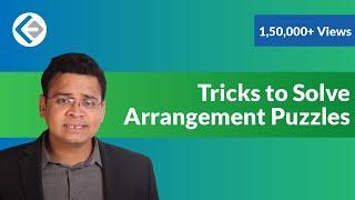 Download Tricks to Solve Arrangement Puzzles (CAT/CMAT) Video
