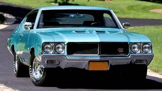 Download 1970 Buick GS 455 Stage 1 - Top Of The Heap Video