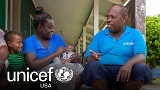 Download UNICEF and Paul Maesiala Won't Stop Until Every Child Is Healthy Video