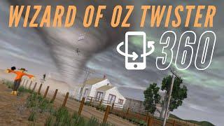 Download Wizard of OZ Twister Scene 360 Video Video