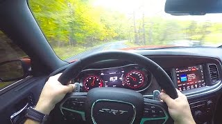 Download Muffler Delete Hellcat Charger POV Drive - Insane Exhaust! Video
