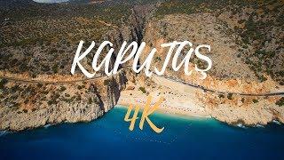 Download Kaputaş - Kalkan drone footage [TURKEY] in 4K - 2017 Video