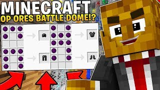 Download THIS IS THE MOST OVERPOWERED BATTLE DOME YOU HAVE EVER SEEN - Minecraft Overpowered Battle dome Video