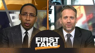 Download Stephen A. and Max debate if Cavaliers vs. Raptors series is over after Game 2 | First Take | ESPN Video