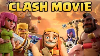 Download Full Clash of Clans Movie 2018 | How Every Troop was Created in Clash of Clans & Clash Royale Video