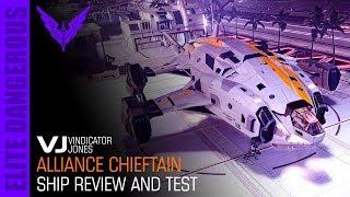 Download Ship Review Alliance Chieftain Elite Dangerous Video