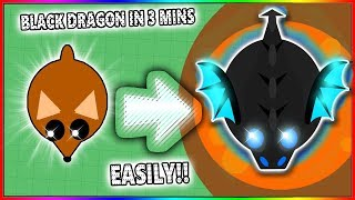 Download MOPE.IO HOW TO GET TO BLACK DRAGON IN 3 MINS! FOX & BLACK DRAGON TROLL PARODY! (Mope.io) Video