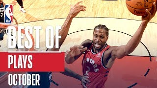 Download NBA's Best Plays | October 2018-19 NBA Season Video
