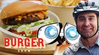 Download MythBusters Tory Belleci Tests the Ultimate Burger Robot   The Burger Show Video