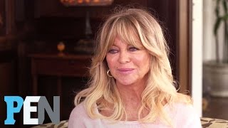 Download Goldie Hawn Says Son Oliver Hudson Nearly Died At 1 Day Old | PEN | People Video