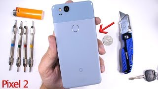 Download Pixel 2 Durability Test! - Scratch and BEND tested... Video