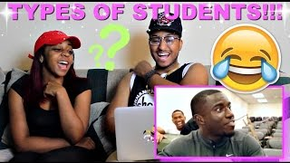 Download ″Types of Students″ By Tpindell Reaction!!! Video