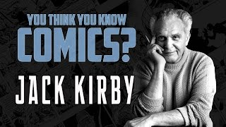 Download Jack Kirby - You Think You Know Comics? Video