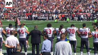 Download Patriots Fans Boo Protesting NFL Players Video