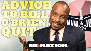 Download Advice to Penn State Coach Bill O'Brien: Quit That Job; Bomani & Jones episode 36 Video