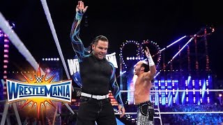 Download Matt & Jeff Hardy make a shocking return to WWE: WrestleMania 33 (WWE Network Exclusive) Video
