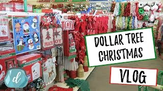 Download Best of Dollar Tree Christmas SHOP WITH ME & HAUL | 2016 Video