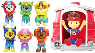 Download Paw Patrol Sea Patrol Outfits Match Wrong Heads with Ryder ATV Chase Rubble Patroller Boat Video