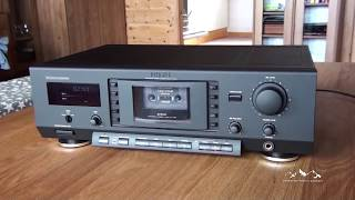 Download Philips FC950 Top Model Analog Cassette Deck Video