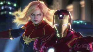Download Marvel vs. Capcom Infinite Reveal Trailer - PSX 2016 Video