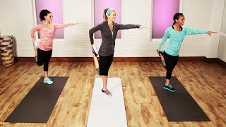 Download The Ultimate Warmup Before Working Out | Class FitSugar Video