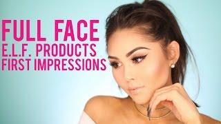 Download One Brand Makeup Tutorial: E.L.F. Cosmetics | Roxette Arisa Video