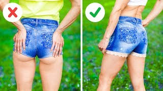 Download 25 CLOTHING HACKS THAT WILL CHANGE YOUR LIFE Video