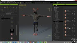 Download iClone Character Creator QUICKTIP - Separating Head from Body of a Full Body Morph Character Video