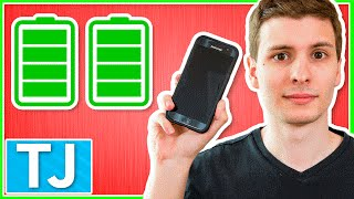 Download Double Your Phone Battery Life for Free Video