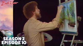Download Bob Ross - Lazy River (Season 2 Episode 10) Video