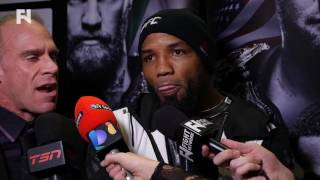 Download UFC 205: Yoel Romero Talks Finish of Chris Weidman, Calling Out Michael Bisping & More Video
